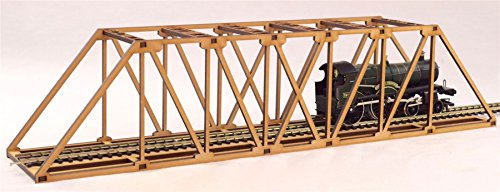 Amazon.com: wws War World Scenics OO/HO Gauge Single Track ...