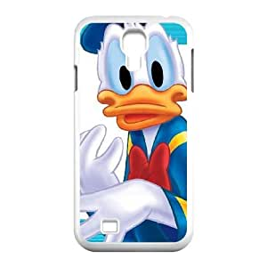 Samsung Galaxy S4 9500 Cell Phone Case White House of Mouse Character April Duck Design Hard Phone Case Cover XPDSUNTR10600