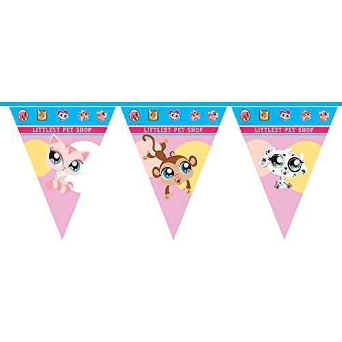 MANZOKU Hasbro 2.5m Littlest Pet Shop Flag Banner