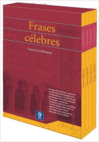 Amazon.com: Frases célebres (Estuches de cultura popular ...