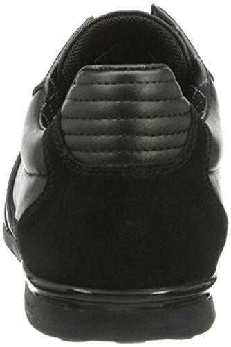 Boss Athleisure Chef Grøn Aki 10167170 01, Herre Sneakers Sort (sort 001)