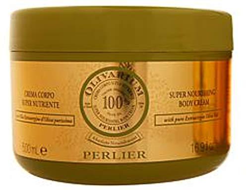 PERLIER Olivarium Olive Oil Ultra Rich Body Cream Jumbo Size