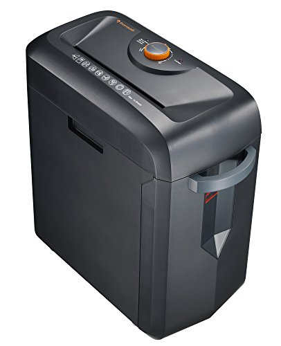 Bonsaii C118-C 14-Sheet Cross-Cut Heavy Duty Paper and Credit Card Shredder with 5 gallons Pullout Basket by Bonsaii