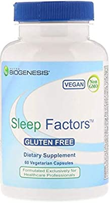 Amazon.com: biogénesis Dormir factores – 60 ct, 1, 1: Health ...