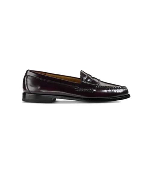 Cole Haan Men's Pinch Penny Loafer, Burgundy, 11.5 D US best men's dress shoes