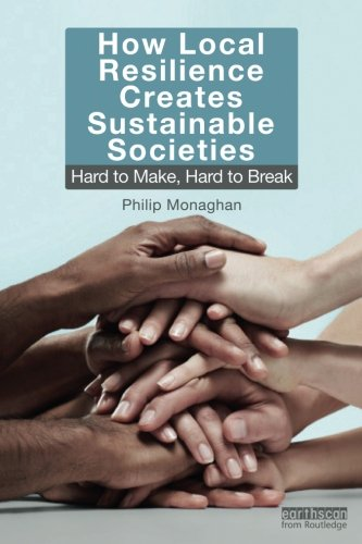 How Local Resilience Creates Sustainable Societies: Hard to Make, Hard to Break