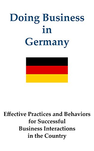 : Doing Business in Germany (Doing Business in