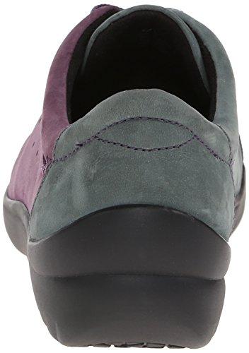 Klogs Usa Kvinners Pisa Sneaker Blå Gran / Plomme