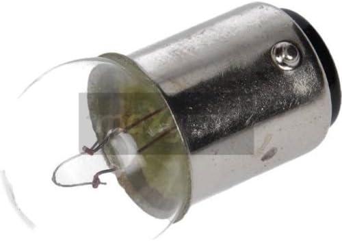 mit Metallfu/Ã/Ÿ Quality Parts Gl/ühlampe R5W 12V 5W BA15D KPL 10 St/ück
