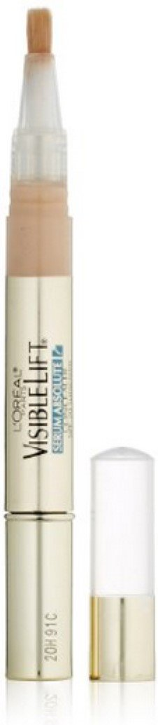 L'Oreal Paris Visible Lift Serum Absolute Concealer, Fair 0.05 oz (Pack of 3)