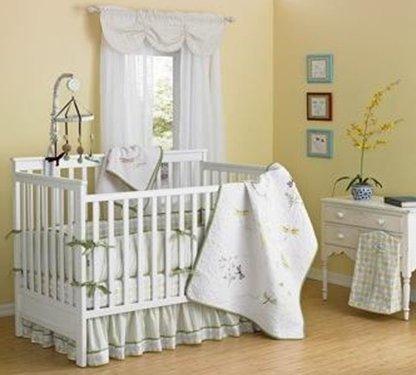 Zen Baby Crib Bedding - 8