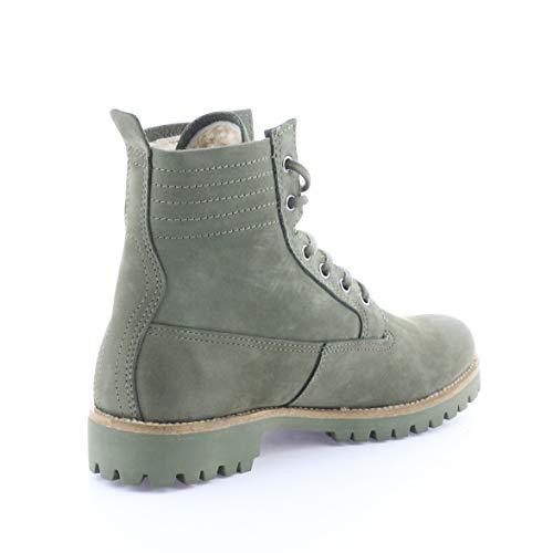 Ol22 dark Femme Desert Blackstone Boots Green Grün 4cWdc6n