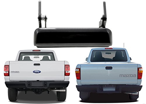 Compatible whiteReplacement Tailgate Handle for 1998-2011 Ford Ranger/Mazda Pickup New