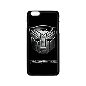 iPhone 6 Case, [Transformers] iPhone 6 (4.7) Case Custom Durable Case Cover for iPhone6 TPU case(Laser Technology)
