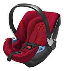 The award winning Aton 2 builds on CYBEX safety technologies to offer maximum protection with three unique safety features. The Load Leg prevents the seat from rotating forward, allowing the seat to perfectly support the baby's head, neck, an...