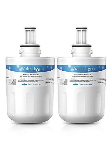 11 opinioni per WaterDrop DA29-00003G Sostituzione Cartuccia Filtro Acqua Frigorifero per