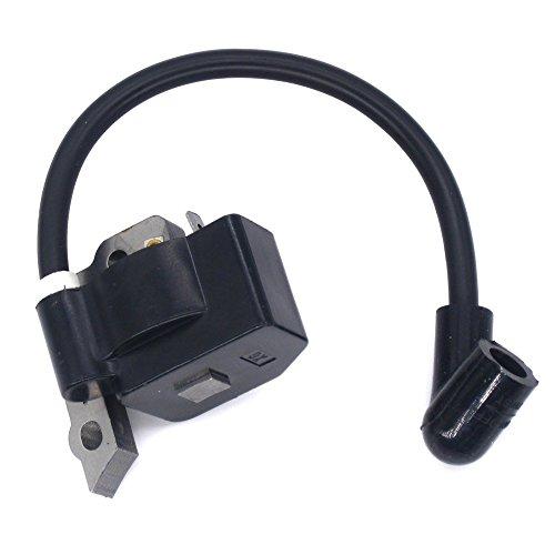 SaferCCTV(TM)Ignition Coil Module for Homelite PLT3400 ST100 ST120 ST145 ST165 ST285BC ST155 ST200 ST485 Trimmer Super XL Replacement Part# 94711,94711A,94711B,94711BS,94711CS,UP03903, 791-182446