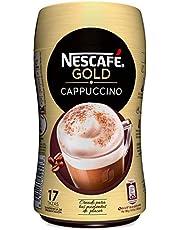 NESCAFÉ Café Cappuccino   Bote   5 Botes de 250g de café - Total: 1,25Kg