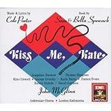 Cole Porter: Kiss Me, Kate (Complete Score) [Josephine Barstow, Thomas Hampson, Kim Criswell, George Dvorsky, Karla Burns, Damon Evans; London Sinfonietta, Johnmcglinn