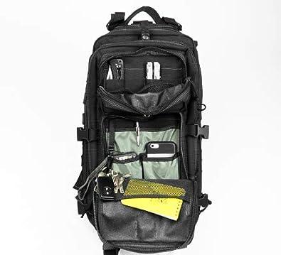 458cce7bbafe Amazon   [マグフォース] Superfalcon Backpack BLACK MF-0515   タウンリュック・ビジネスリュック
