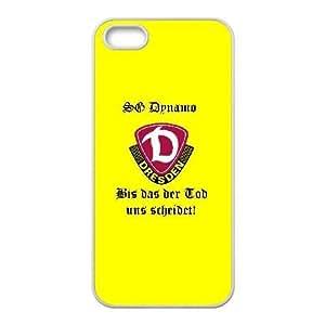 iPhone 5, 5S Phone Case White Dynamo Dresden SF8593719