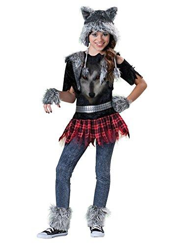 Wear Wolf Tween Costume - Small