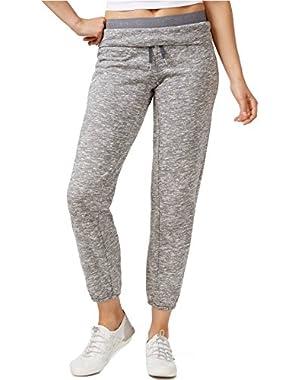 Calvin Klein Performance Fleece Jogger Pants, Grey, Medium