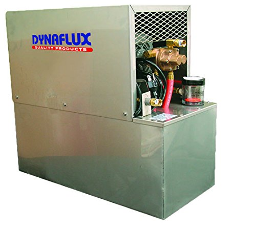 Dynaflux R1200G-230 Water Recirculators Cooling System with Rotary Gear Pump, 230VAC, 50/60 Hz, 1 Phase, 23