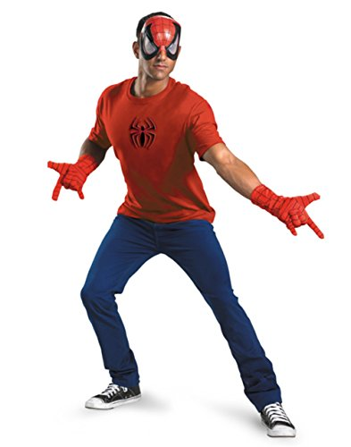 Disguise Spiderman Adult Kit OneSize