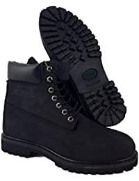 Men's Genuine Leather Work Boot in 5 Style by CITISHOESNYC