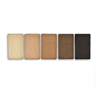 La Color 5 Color Matte Eyeshadow
