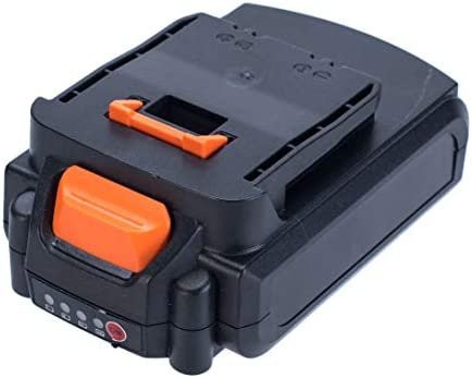 MLG Tools 20-Volt Replacement Lithium Ion Battery ET1613 Cordless Leaf Blower