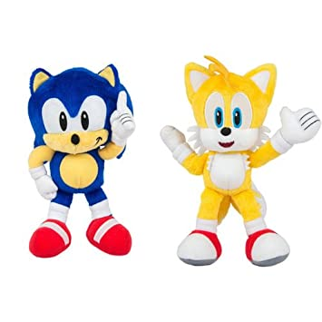 Sonic Boom t22530 a Classic de peluche, ...