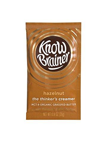 Know Brainer Grass Fed Clarified Hazelnut product image