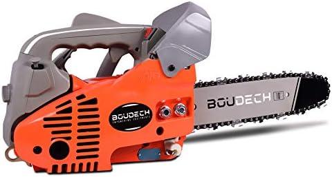 Boudech Cilindrada 25 cm3 Espada 25 cm Peso 3,8 Kg