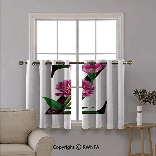 Black Dahlia Costumes Tips - RWNFA Custom Curtain Tiers for Bathroom