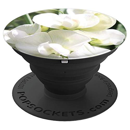 (Cellphone Device Floral Tulip - Gift For Girlfriend - PopSockets Grip and Stand for Phones and Tablets)