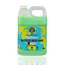 Chemical Guys WAC_707 - EcoSmart - Hyper Concentrated Waterless Car Wash & Wax (1 Gal Makes 8 Gal)