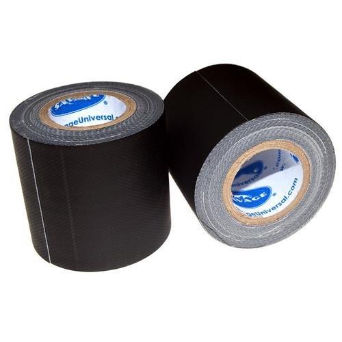 Savage 2'' Wide x 4 Yards Mini Gaffer Tape Roll, 20 Pack, Black