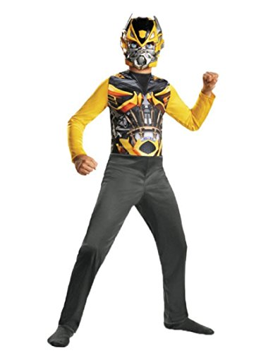 Transformers: Bumblebee Basic Kids Costume ()