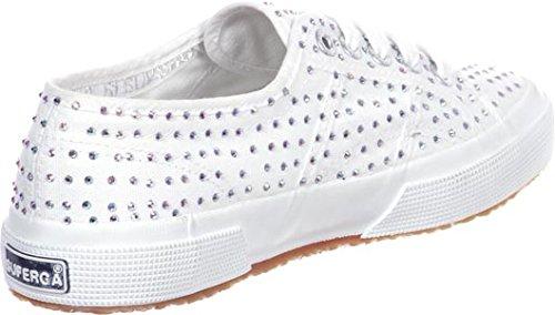 Superga 2750 Crystal W Calzado blanco