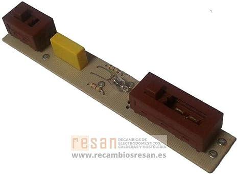 PANDO - Teclado campana Pando 1100: Amazon.es: Bricolaje y herramientas