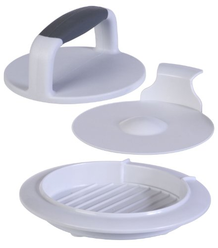 Progressive International the Perfect Burger Press (Discontinued by Manufacturer)