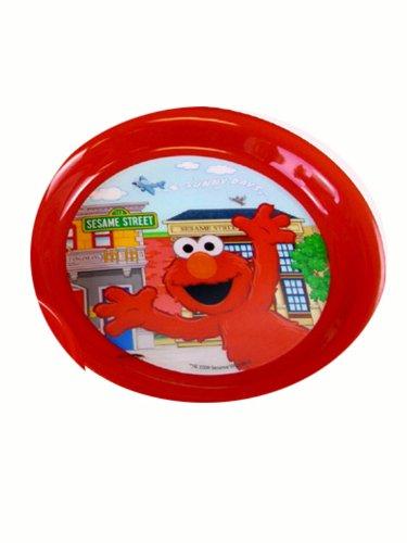 Red Elmo Sesame Street Sunny Days Dinner - Sesame Street Dinnerware Shopping Results