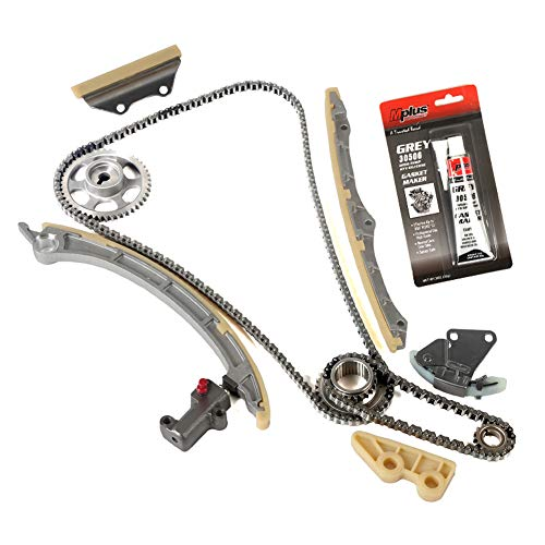 MOCA Timing Chain Kit Compatible with 12-15 Honda Civic & Honda CR-V & Honda Crosstour & 08-12 Honda Accord 2.4L DOHC L4 16V