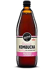 Remedy Organic Kombucha Raspberry Lemonade, 750ml