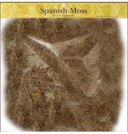 Panacea Spanish Moss Pkg Natural 16oz