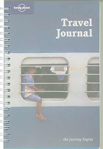 Download Lonely Planet Travel Journal PDF