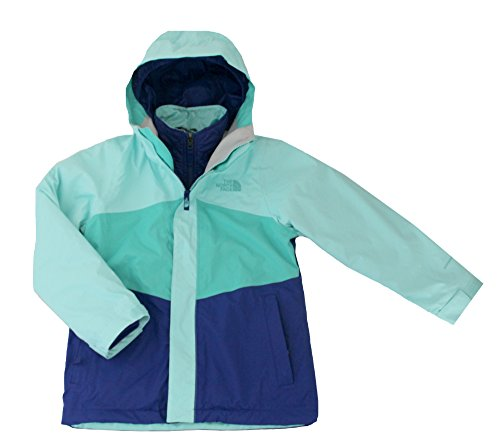 The North Face Youth Girls CELISTA Triclimate Jacket 3 In 1-RTO Lapis Blue (M 10/12) by The North Face