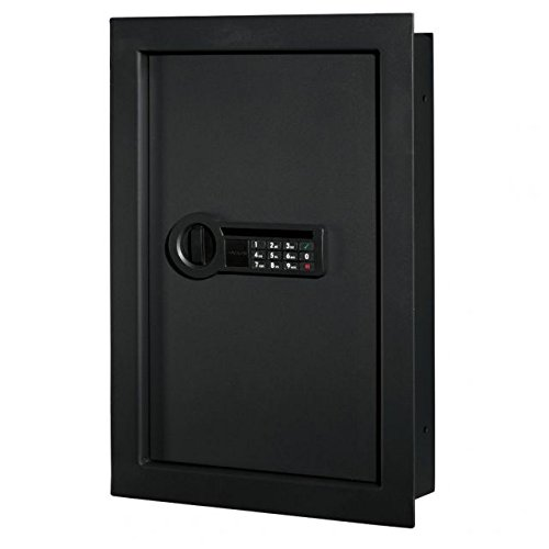UPC 085529165225, Stack-On PWS-15522-B Wall Safe with Biometric Lock